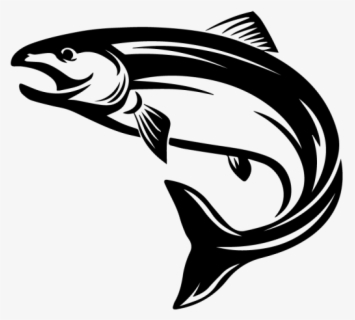 Free Salmon Clip Art with No Background.