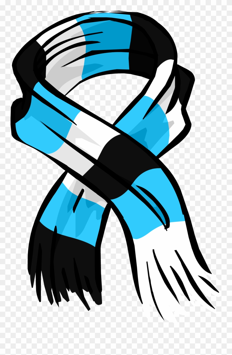 Scarf Clipart Dancing.