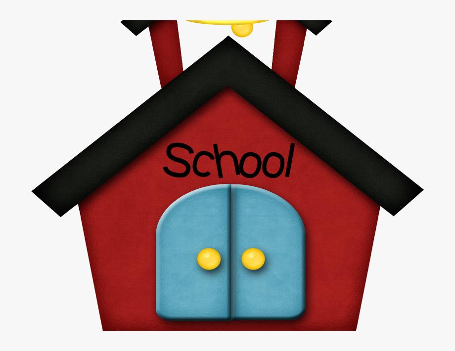 Schoolhouse Clipart Good Morning.