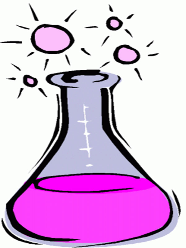 Clipart Of Science Tools.