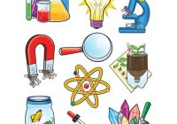 Science Tools Clip Art FREEBIE By Girl Lessons TpT Awesome Clipart.