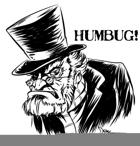 Free Clipart Scrooge.