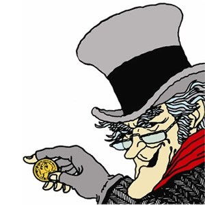 Clipart of scrooge 2 » Clipart Portal.