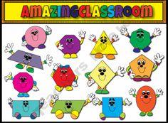 97 Best Shapes Preschool Stuff images.