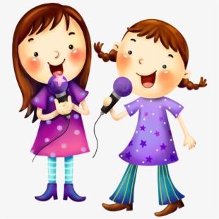 Cartoon Childrens Song Youtube Clip Art Singing Ⓒ.