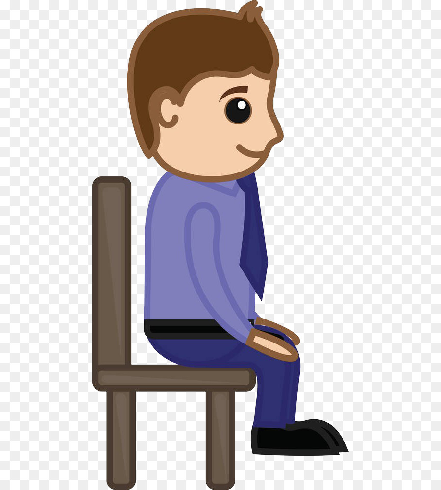 Man sitting clipart 9 » Clipart Station.