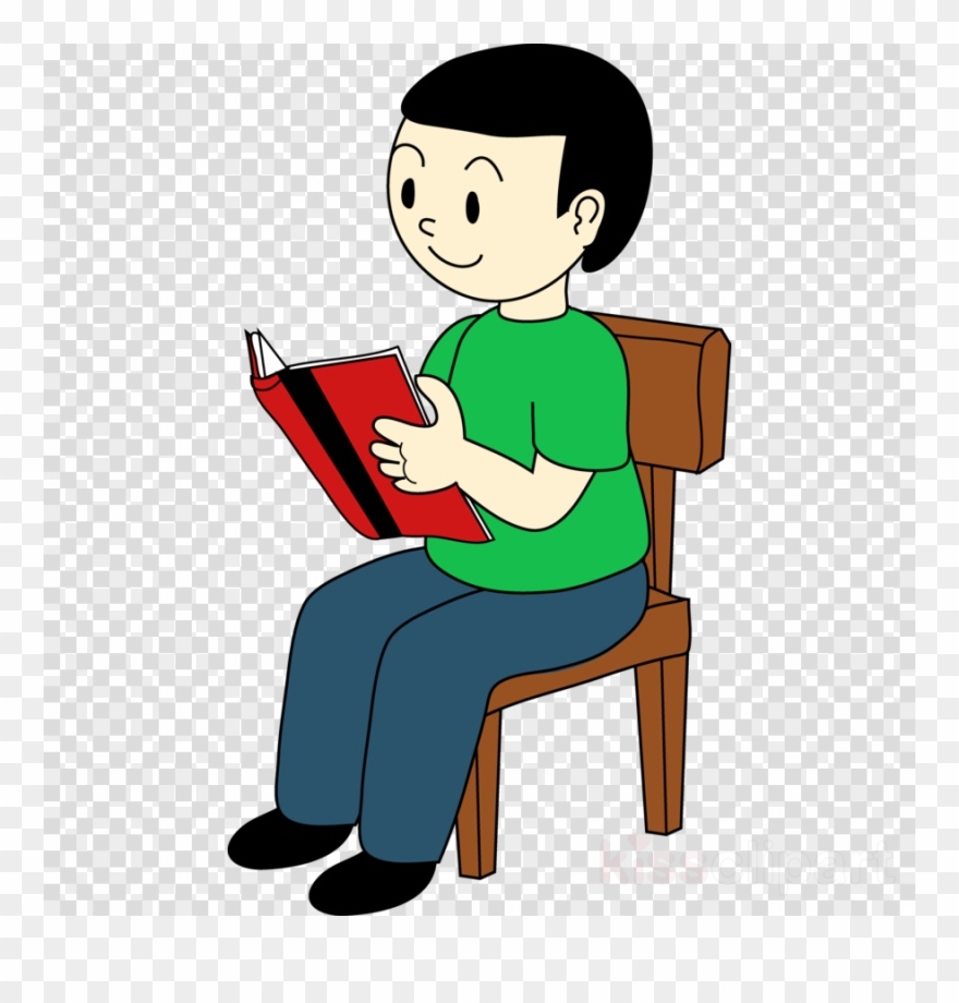 Boy Sitting On Chair Clipart Sitting Clip Art.
