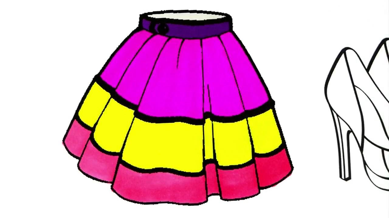 Clipart skirt 2 » Clipart Station.
