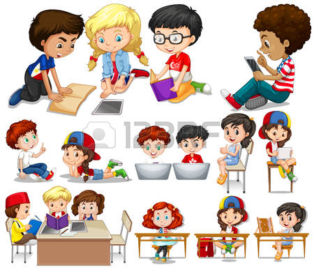 1,184 Small Class Stock Illustrations, Cliparts And Royalty Free.