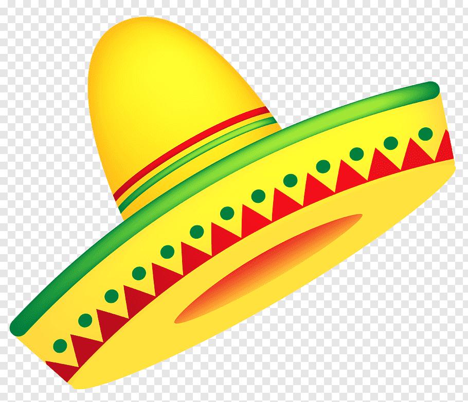Sombrero Mexican cuisine, Mexican Sombrero, Mexican hat.