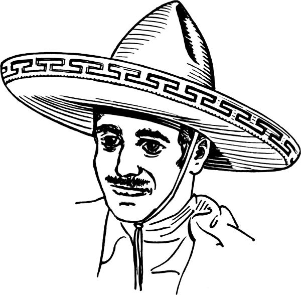Free Sombrero Art, Download Free Clip Art, Free Clip Art on.