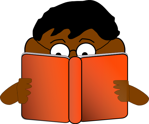 Free Picture Of Someone Reading A Book, Download Free Clip.