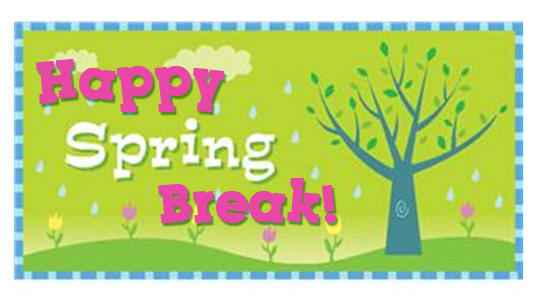 Library of spring break graphics picture free stock png.