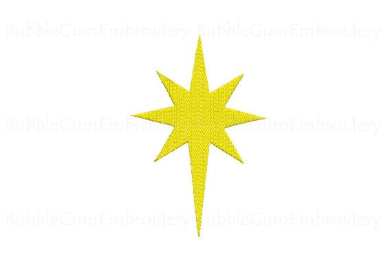 The Star Of Bethlehem Clipart.