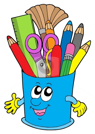 Stationery clipart 5 » Clipart Station.