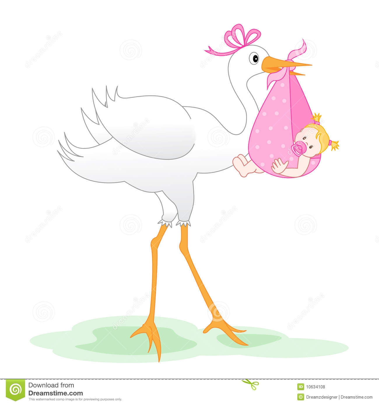 Similiar Stork Baby Illustrations Keywords.