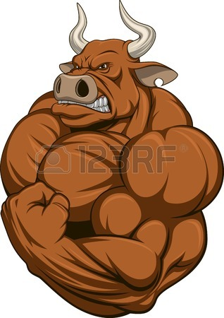 clipart of strong full body animals #20