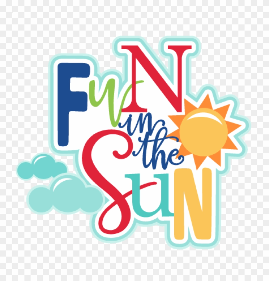 Summer Fun Clip Art Fall Summer Fun Clip Art Clipart.