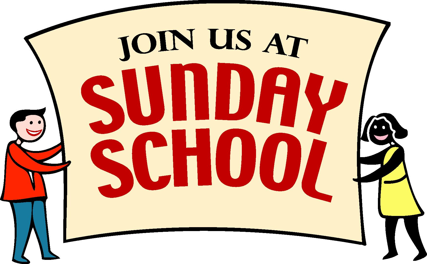 Image result for clip art for sunday school invitations.