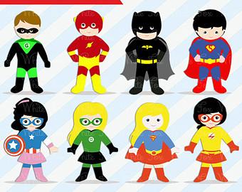 Superheroes Clipart & Superheroes Clip Art Images.