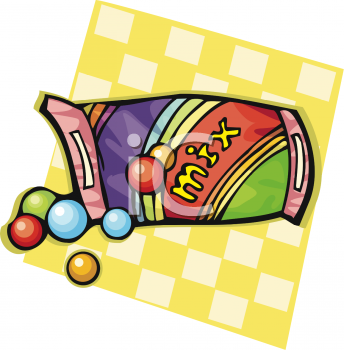 Bag of sweets clipart 6 » Clipart Station.