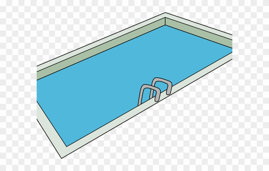 Summer Clipart Swimming Pool.