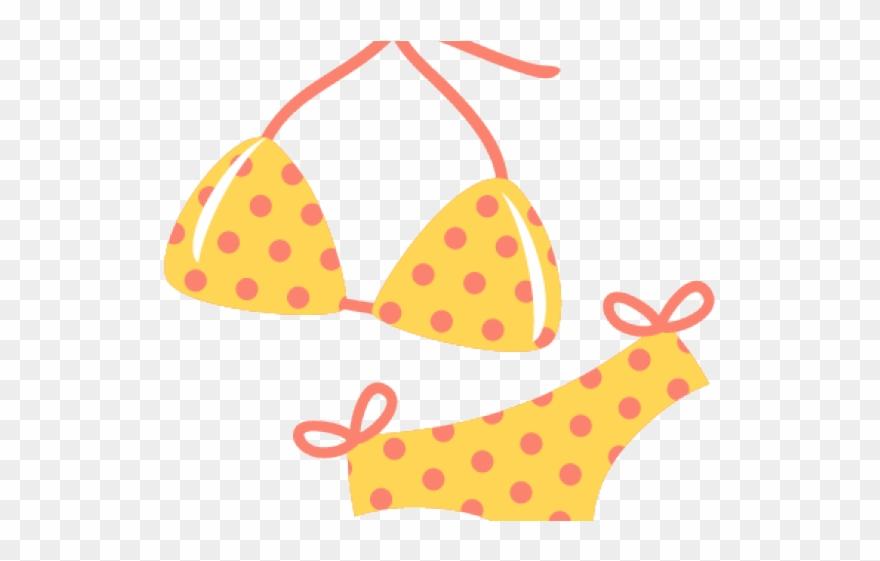 Towel Clipart Swimsuit.