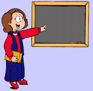 Teaching Teacher Clipart.