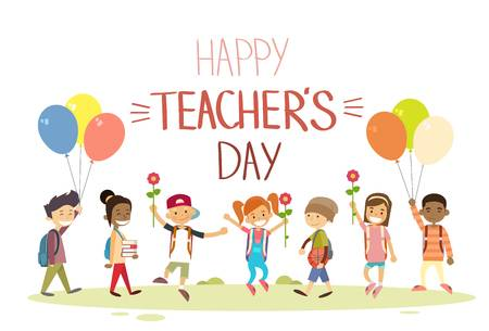 5,710 Teachers Day Cliparts, Stock Vector And Royalty Free Teachers.