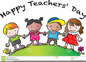 Teachers Day Cliparts.
