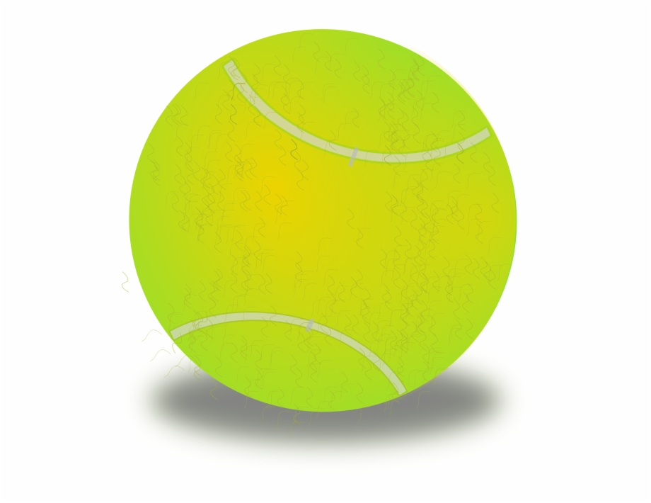 Tennis Ball Clip Art.