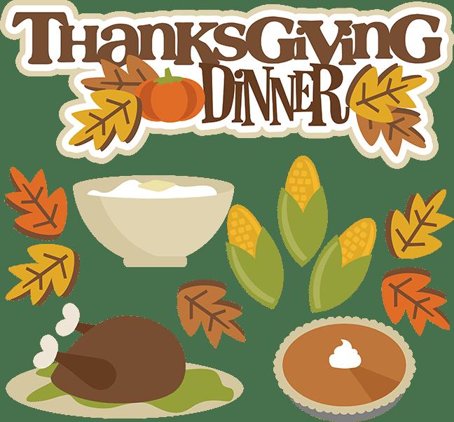 Free clipart thanksgiving dinner 4 » Clipart Portal.