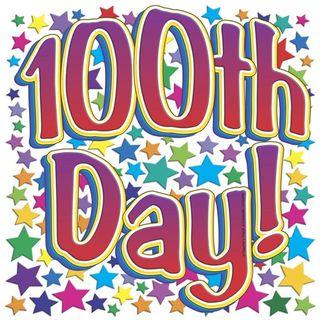 100th Day of School Celebration.