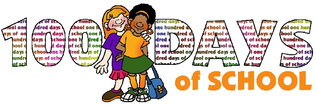 100th Day Of School Clipart#2135317.