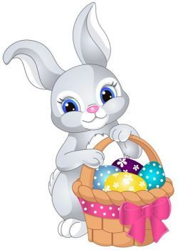 Easter bunny (48 pieces).