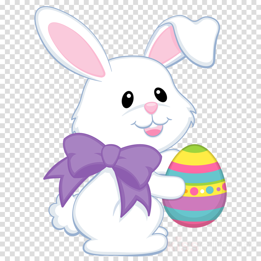 Easter, Rabbit, Illustration, transparent png image & clipart free.