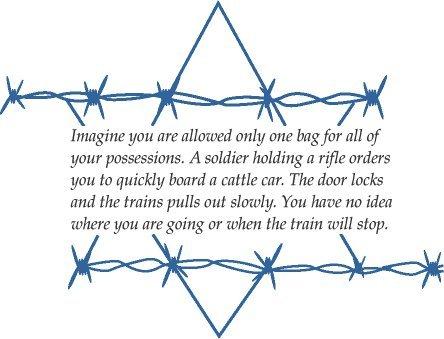 Holocaust Clipart.