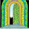Image: Gate Called Beautiful.