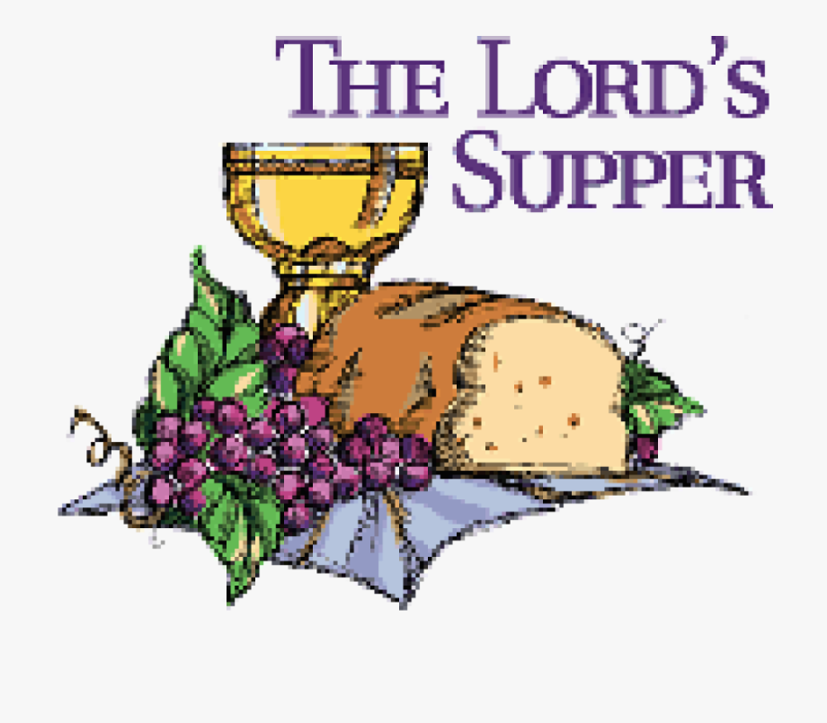 Religious Clipart Communion.