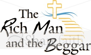 Parable of the Rich Man and the Beggar.