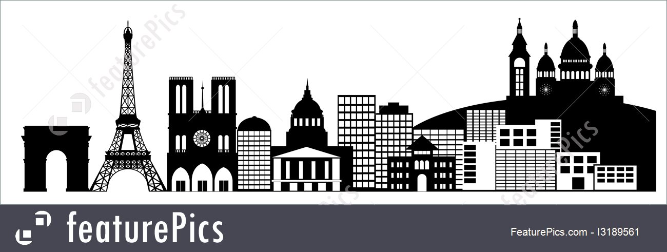 clipart of the paris skyline 20 free Cliparts | Download ...