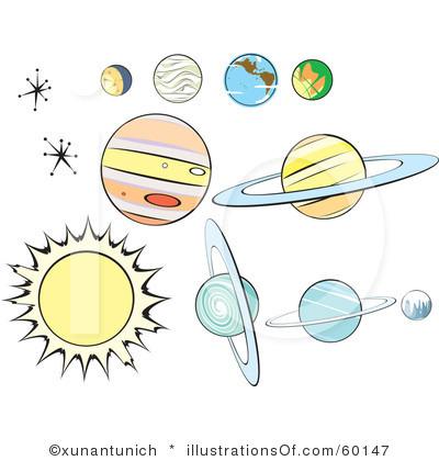 Planets Clip Art Free.