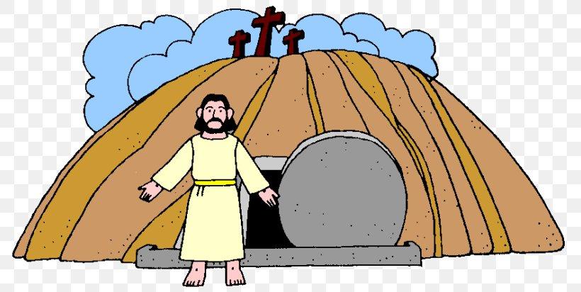 Jesus Is Risen! Clip Art Resurrection Of Jesus Openclipart.