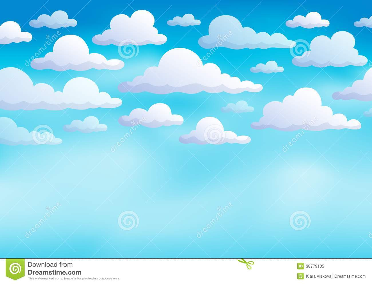 Sky Clipart Images.