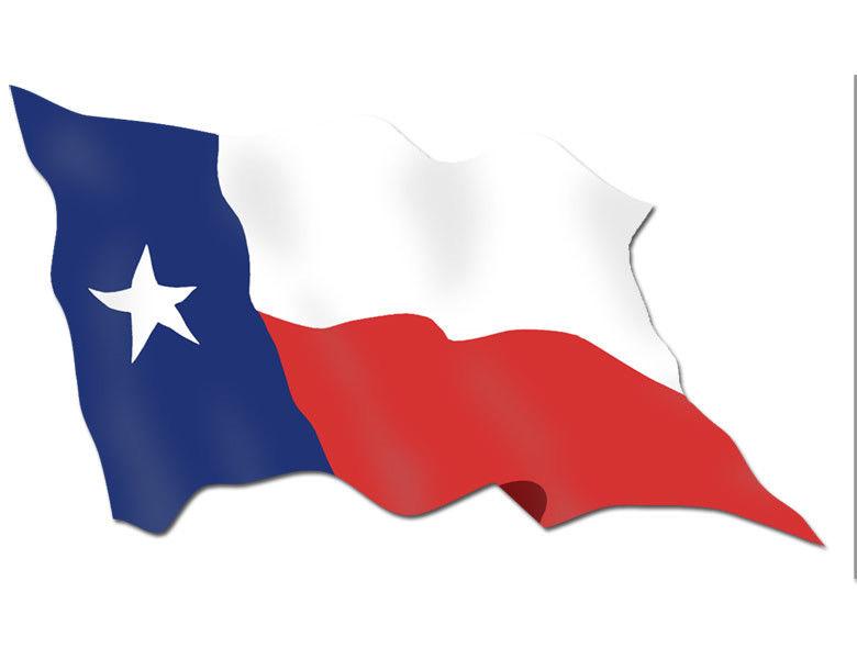 Clipart Texas Flag.