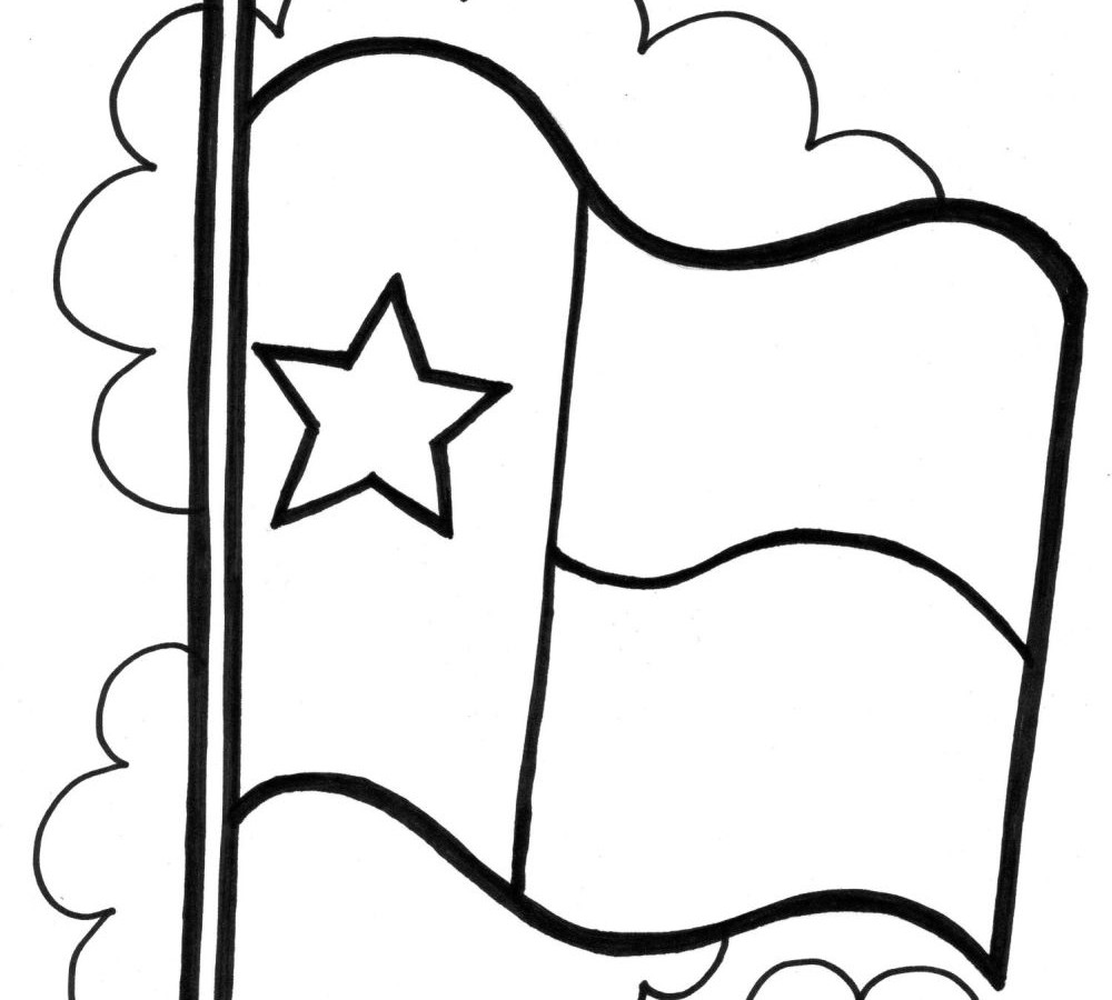 Clipart Of Texas Flag.