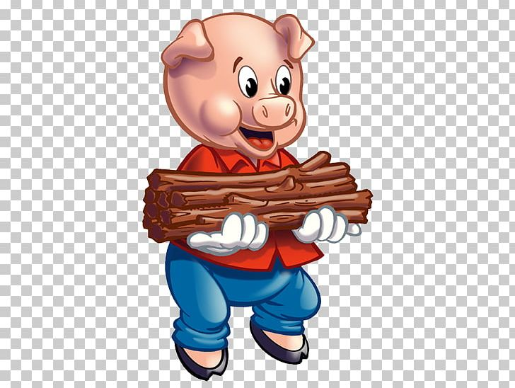 Big Bad Wolf Domestic Pig The Three Little Pigs Child Fairy.