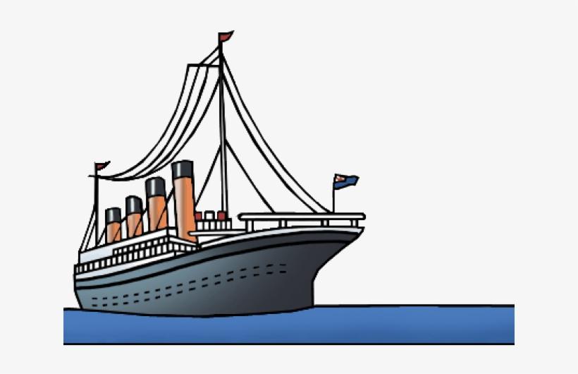 Titanic Clipart.