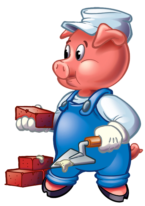 Three Little Pigs Clip Art Cliparts Co.