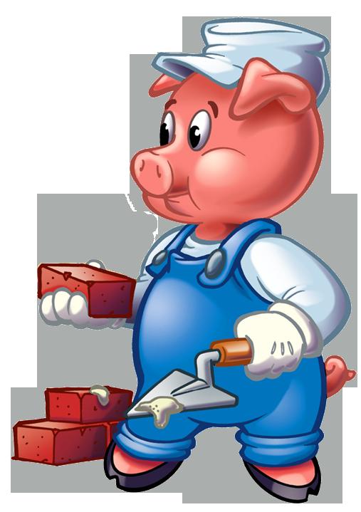 Three Little Pigs Clip Art Cliparts Co.